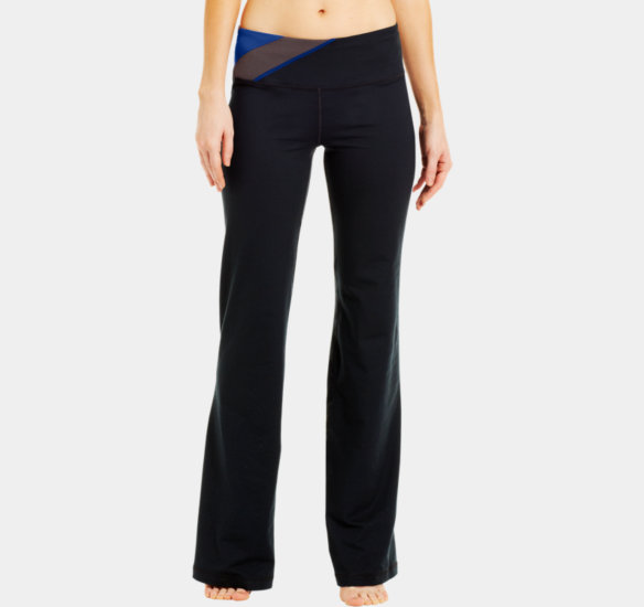 Under Armour Women's Perfect Shape Pant. Image from UnderArmour.com.