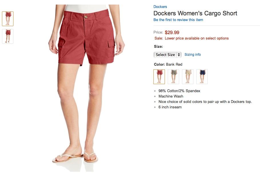 Amazon Dockers Cargo