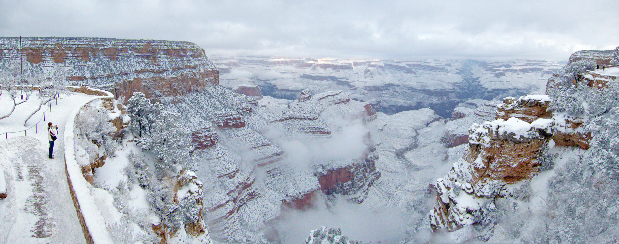 Happy New Year 2015 from Grand Canyon National Park